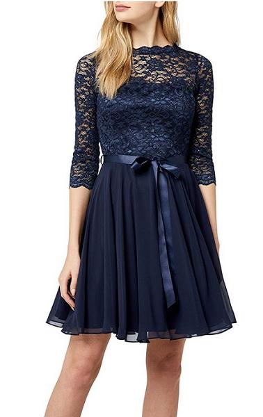 Swing Kleider: Vintage Outfit & Rockabilly Kleider der ...